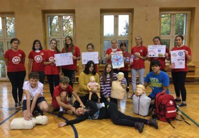 Mateja Rescue Team dziękuje za trud i poświęcenie czyli  Światowy Dzień Ratownictwa Medycznego